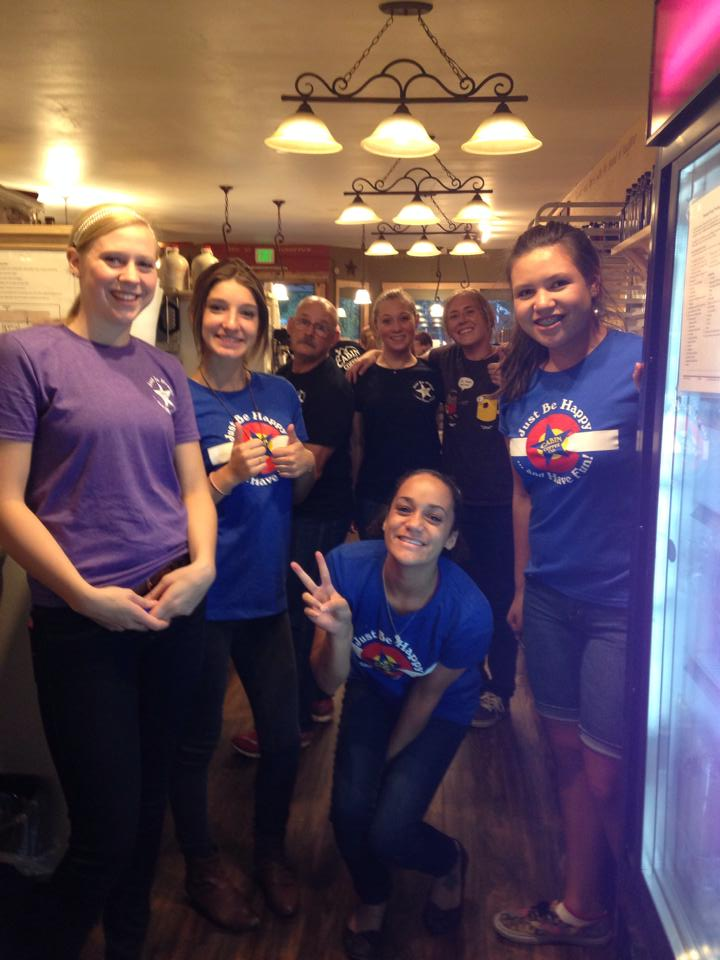 Our Breckenridge store team!