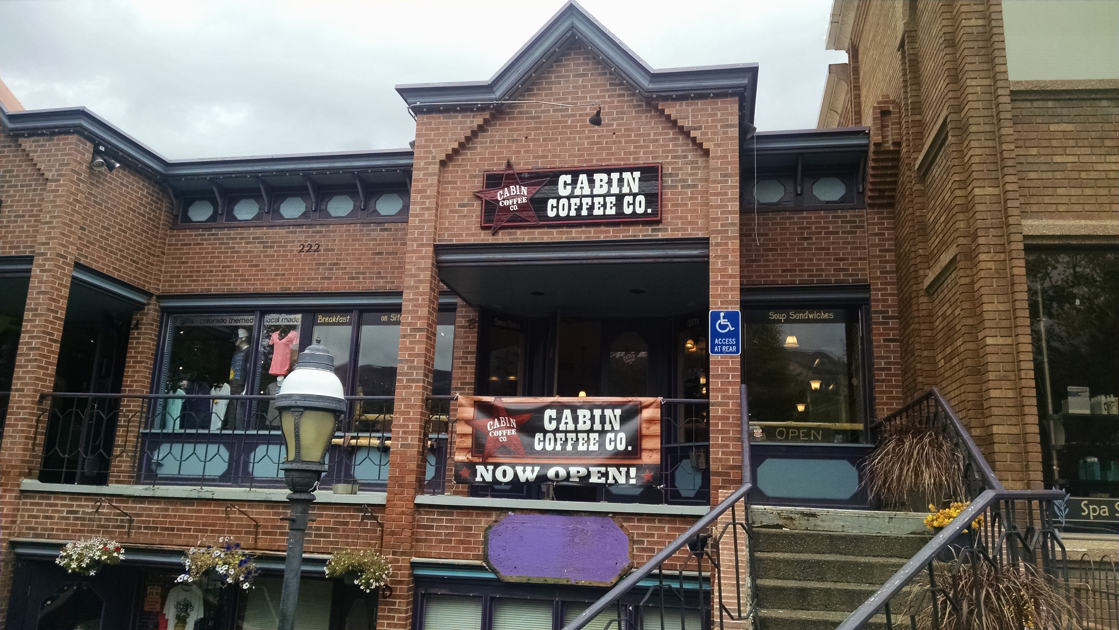 Breckenridge Cabin Coffee Company