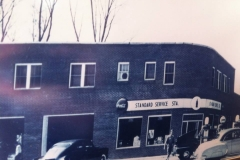 This is what the building used to look like.