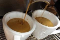 That's the good stuff! Shots of espresso!