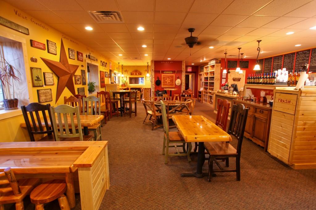 Cabin Coffee Franchise - Mason City, IA
